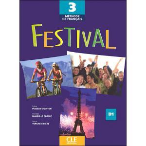 Festival 3. B1. Podręcznik