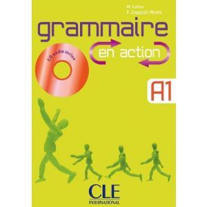Grammaire en Action A1 + CD
