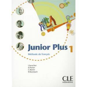Junior Plus 1. Podręcznik
