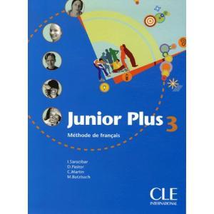 Junior Plus 3. Livre de l'eleve