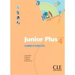 Junior Plus 4 ćwiczenia