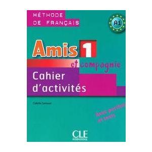 Amis et Compagnie. Klasa 7. Ćwiczenia do Podręcznika Wieloletniego