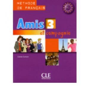 Amis et Compagnie 3. Podręcznik