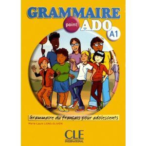 Grammaire.ADO A1 + CD