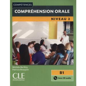 Comprehension Orale 2 B1 książka + CD