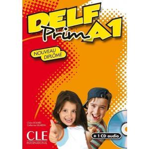 DELF Prim A1 + CD