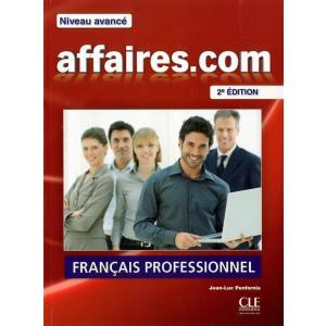 Affaires.com Francais Professionnel podręcznik + DVD 2edition