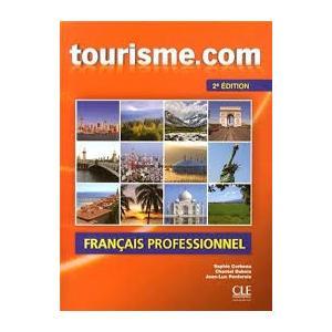 Tourisme.com. Podręcznik + CD