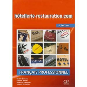 Hotellerie-Restauration.com Second Edition. Podręcznik + CD