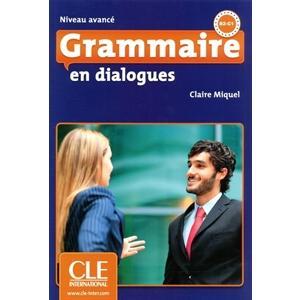 Grammaire en Dialogues Avance książka + CD B2-C1