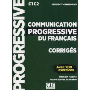 Communication Progressive du Francais Perfectionnement. Klucz