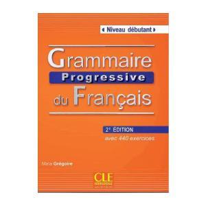 Grammaire Progressive Du Francais Debutant 2 Edition. Podręcznik + CD