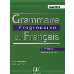 Grammaire Progressive du Francais Avance. Podręcznik + CD