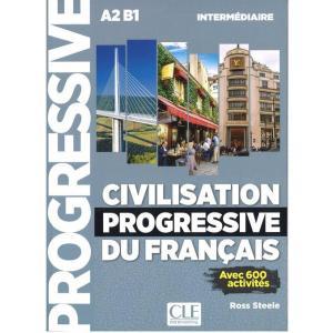 Civilisation Progressive du Francais Intermediaire. Podręcznik + MP3