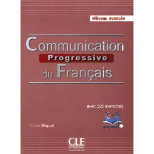 Communication Progressive du Francais Niveau Avance 2 ed. książka + CD