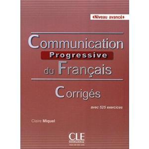 Vocabulaire Progressif du Francais Avance. Klucz