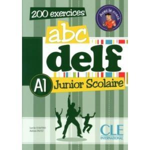 ABC DELF A1 Junior Scolaire + CD