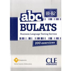 ABC Bulats B1-B2. Książka + CD Business Language Testing Service