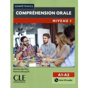 Comprehension orale 1 A1-A2 książka + CD
