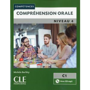 Comprehension orale 4 C1 książka + CD