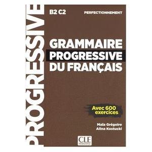 Grammaire Progressive du Francais Niveau Perfectionnement. Podręcznik