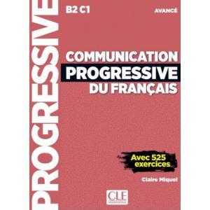 Communication Progressive Du Francais. Niveau Avance. Podręcznik + MP3