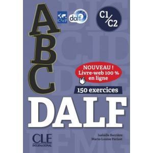 ABC DALF C1/C2 150 exercices książka + klucz + płyta MP3 + kod online