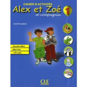 Alex et Zoe 1. Ćwiczenia + CD