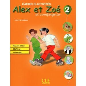 Alex et Zoe 2. Ćwiczenia + CD