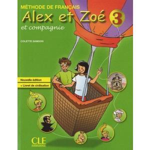 Alex et Zoe 3. Podręcznik