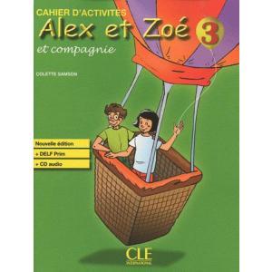 Alex et Zoe 3. Ćwiczenia + CD