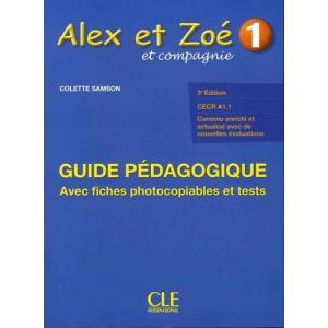 Alex et Zoe 1 przewodnik metodyczny