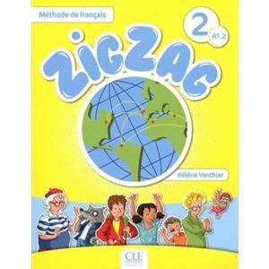Zig Zag 2 A1.2 podręcznik + CD