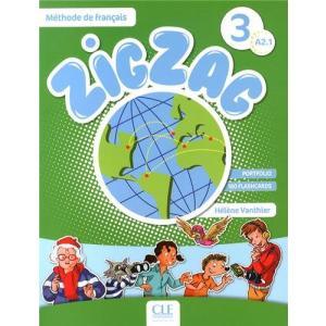 Zig Zag 3 A2.1 podręcznik + CD
