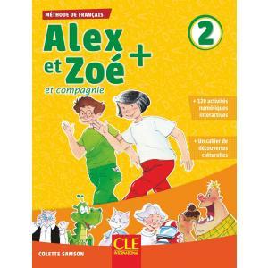 Alex et Zoe Plus 2. Podręcznik + MP3