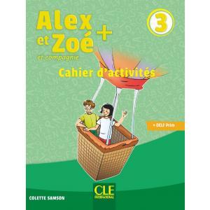 Alex et Zoe Plus 3. Ćwiczenia