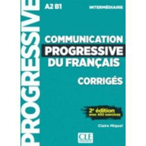 Communication Progressive du Francais Intermediaire 2 edition klucz