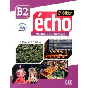 Echo B2 2ed.  podręcznik + Audio CD MP3