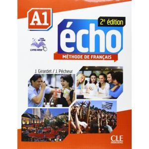 Echo A1 2ed.  podręcznik + cd