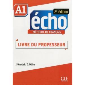 Echo A1 2ed. Przewodnik metodyczny