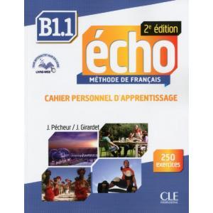 Echo B1.1 2ed. ćwiczenia + CD