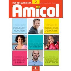 Amical 2 Podręcznik + CD