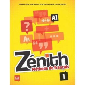 Zenith 1 podręcznik + DVD ROM