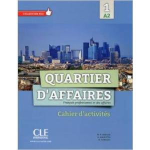Quartier D'Affaires 1 A2. Ćwiczenia