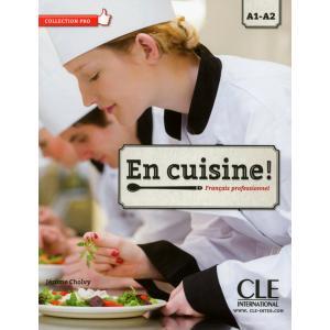 En Cuisine! Podręcznik + CD