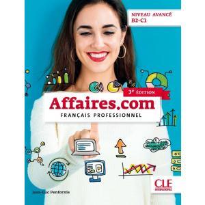 Affaires.com Avance. 3e Edition. Podręcznik + DVD