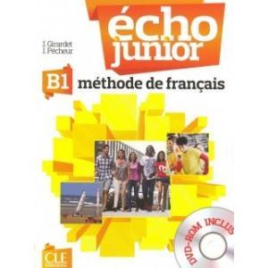 Echo Junior B1 Podręcznik +DVD