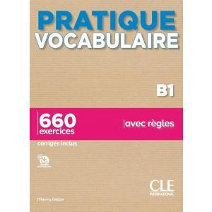 Pratique vocabulaire B1 + audio online + klucz