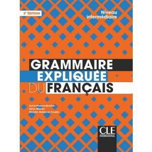 Grammaire expliquee intermediaire książka + kod online 2 edition