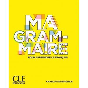 Ma Grammaire książka A1/B2